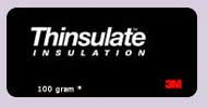 We are the only Bandless Ear Muff to use Thinsulate™ Insulation